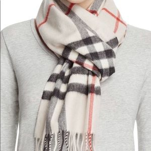 For Sale: Burberry Scarf